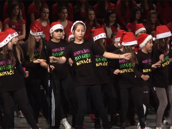 OS IG KOVACIC Božićni program učenika