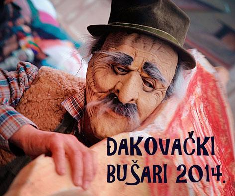 ĐAKOVAČKI BUŠARI 2014.