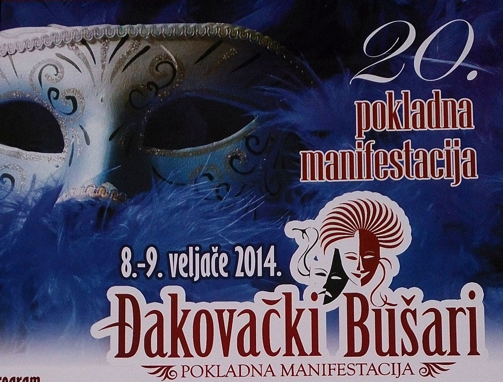 ĐAKOVAČKI BUŠARI 2014. – press konferencija