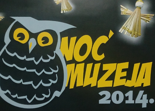 Noć muzeja 2014. – Muzej Đakovštine