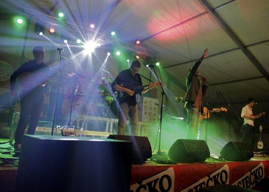 TS DYACO – koncert u vezovskom šatoru 2014.