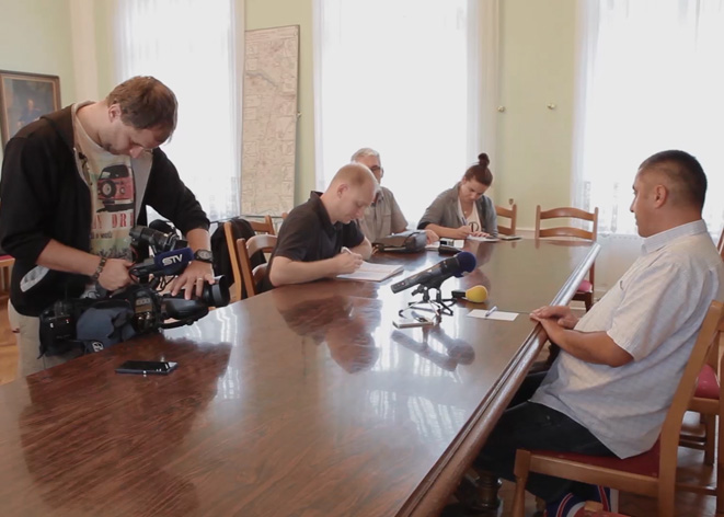 Porezna reforma – press konferencija gradonačelnika Zorana Vinkovića