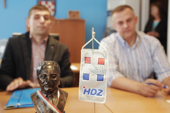 HDZ Đakovo – tiskovna konferencija