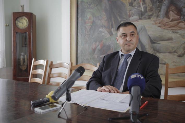 Gradonačelnik Zoran Vinković – press konferencija aktualno