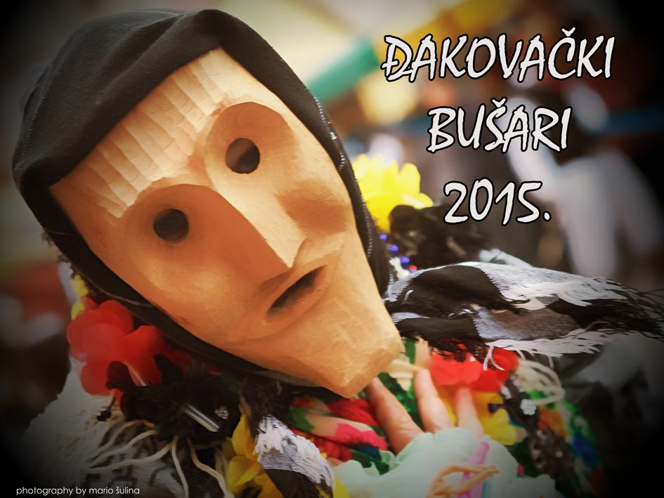ĐAKOVAČKI BUŠARI 2015.