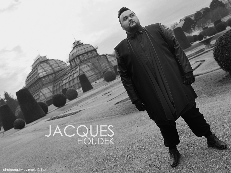 JACQUES HOUDEK – Nov čovjek