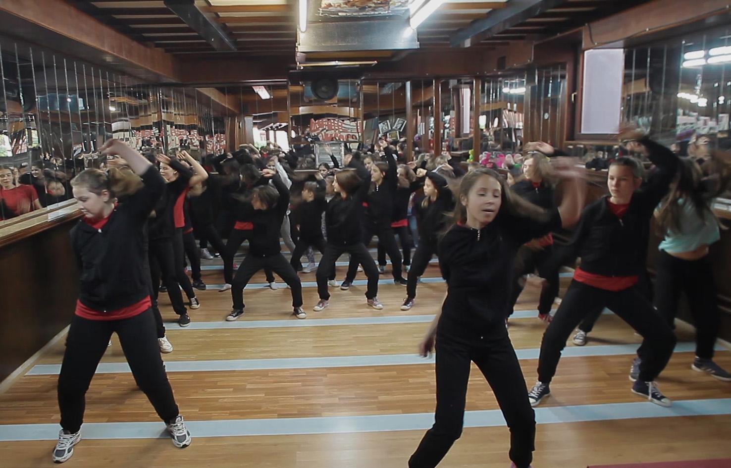 """Plesni studio """"Let's Dance"""" Đakovo – uspjeh u Sarajevu"""
