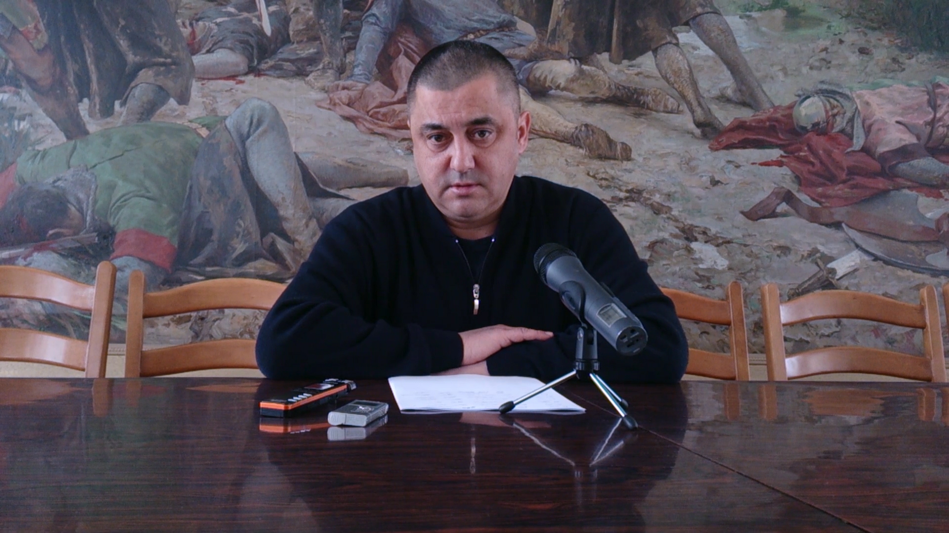 Zoran Vinković aktualno – primopredaja zemlje
