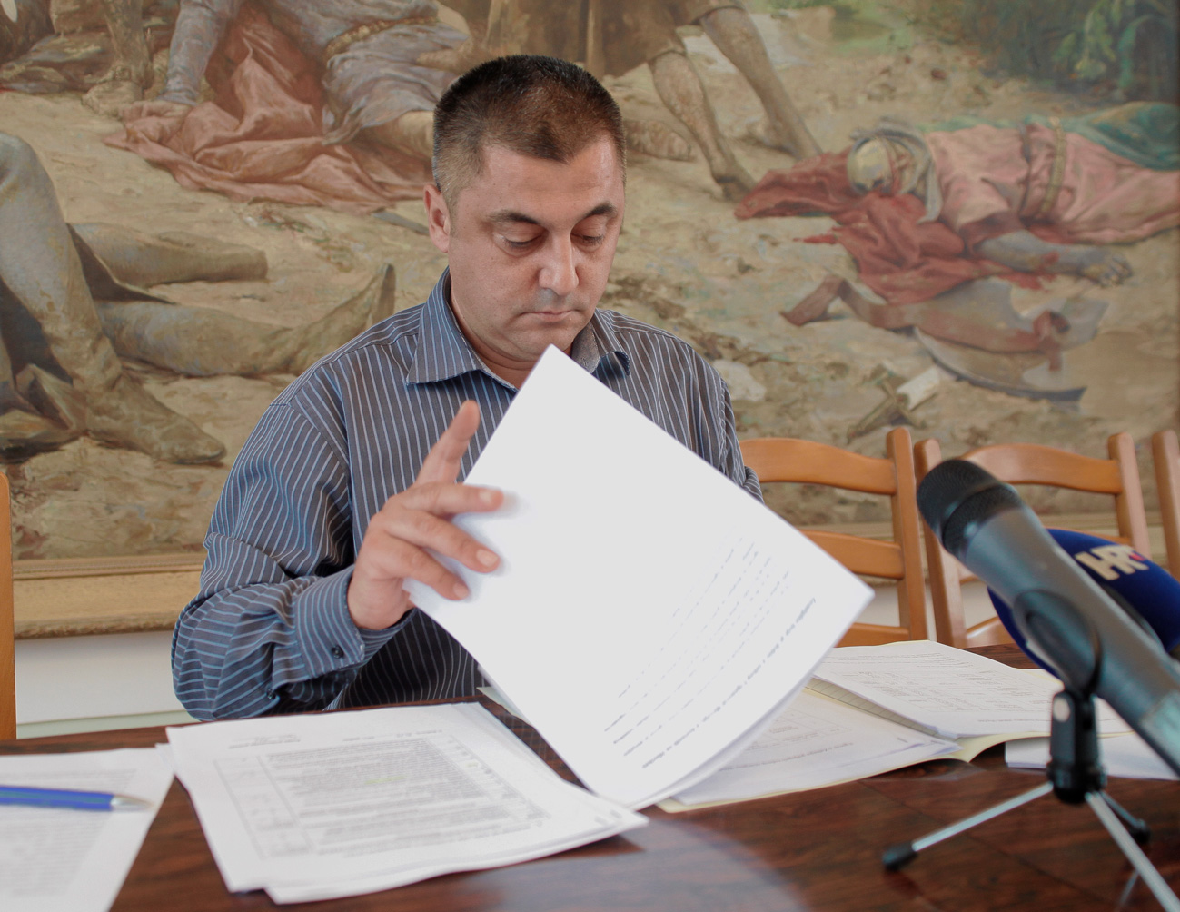 ZORAN VINKOVIĆ press konferencija 09.07.2015.