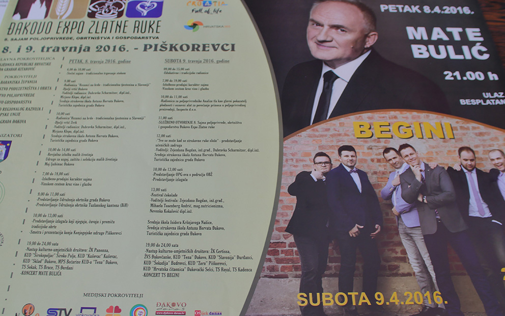 ĐAKOVO EXPO ZLATNE RUKE