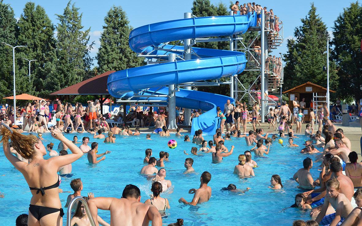 Univerzal Đakovo – rezultati kupališne sezone