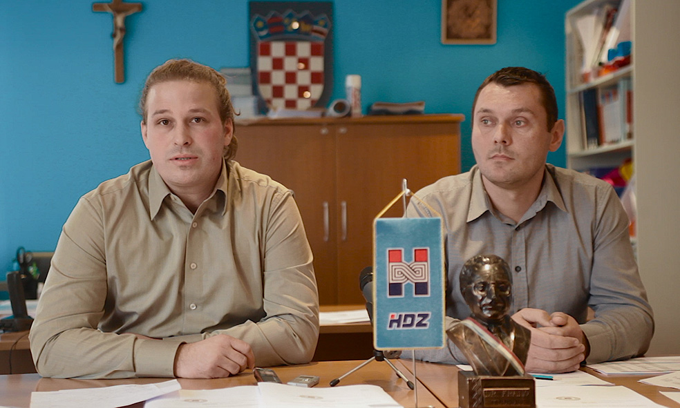 HDZ Đakovo press konferencija : tema proračun