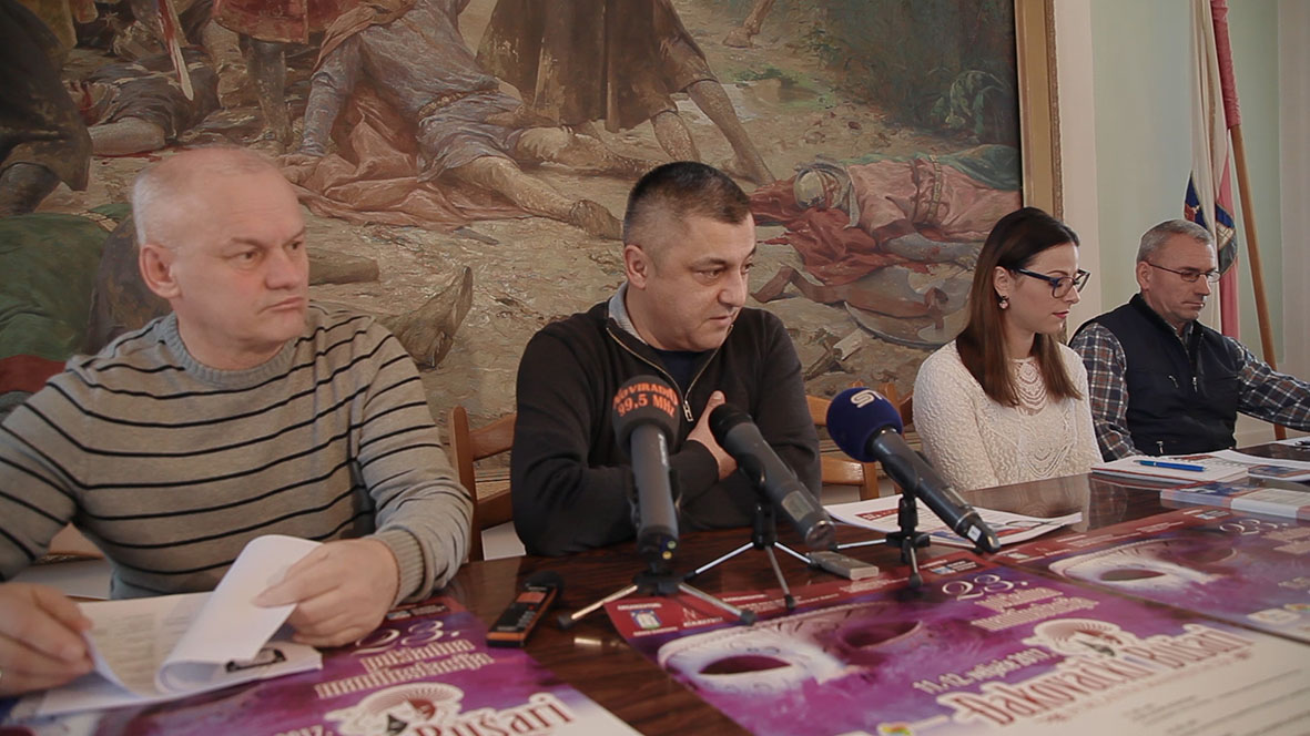Gradonačelnik Vinković predao vlast bušarima