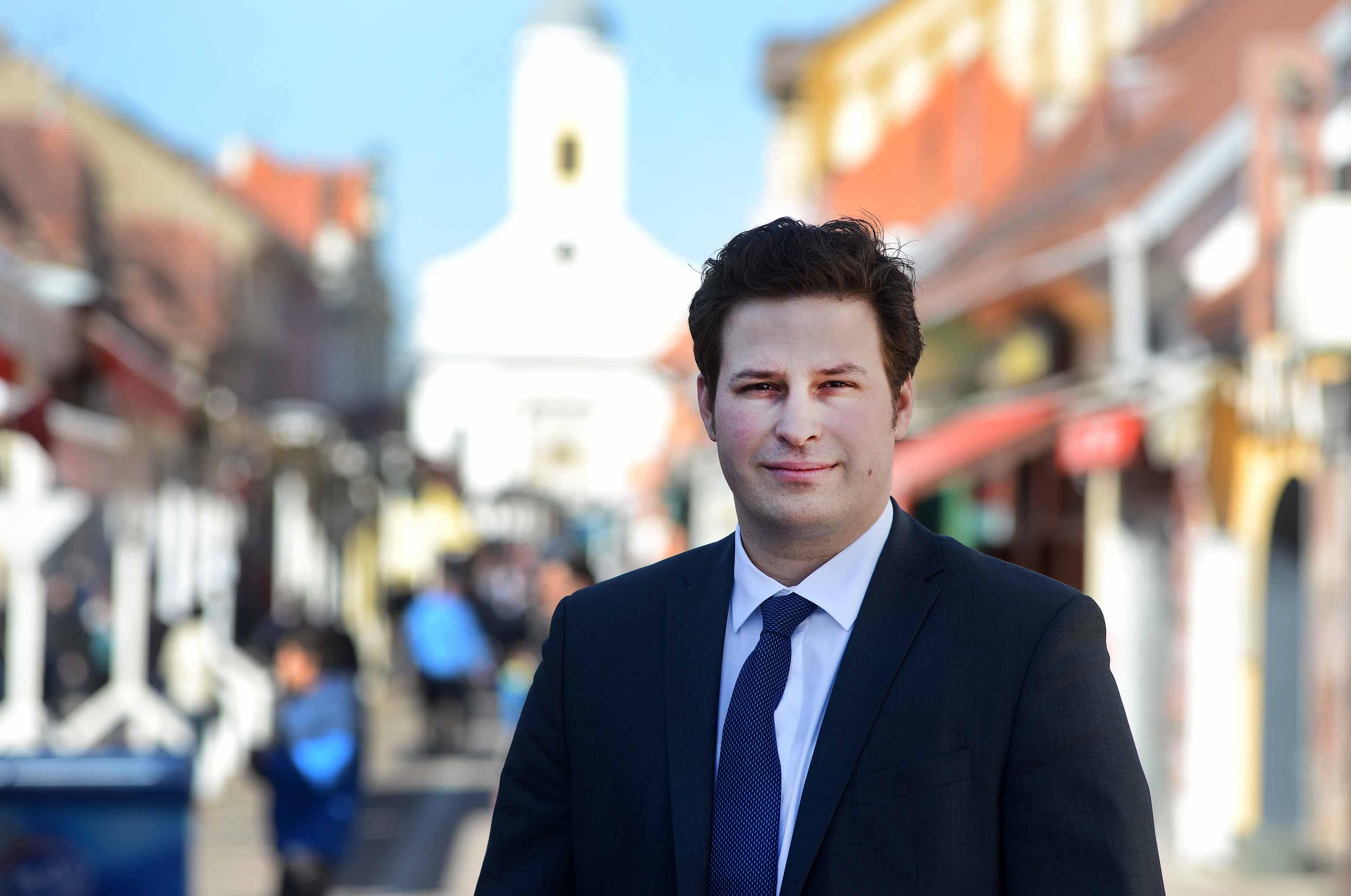 MARIN MANDARIĆ kandidat HDZ-a za gradonačelnika Đakova