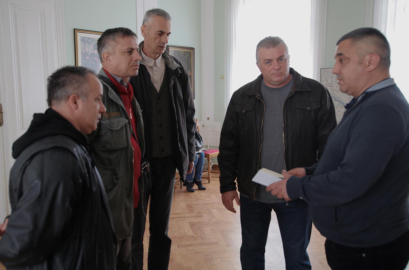 Potpisivanje Ugovora između Grada Đakova i Udruga od posebnog interesa