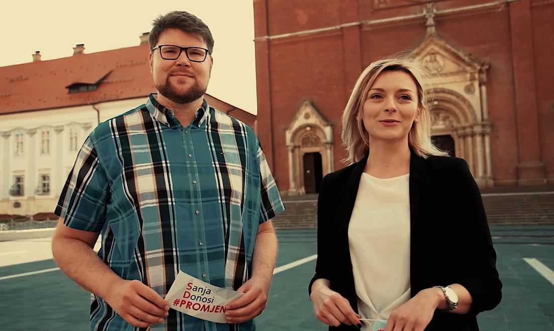 SDP ĐAKOVO – press konferencija
