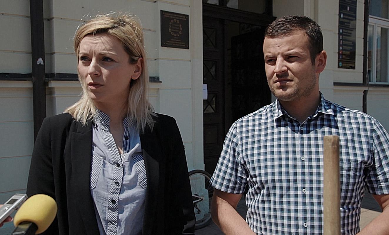 """SDP ĐAKOVO – press konferencija """"5 do 12"""""""