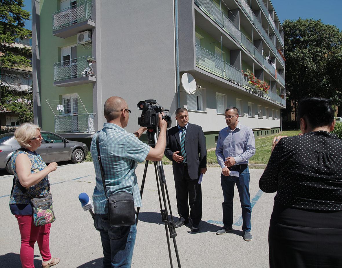 Novi ciklus enrgetske obnove stambenih zgrada u Đakovu