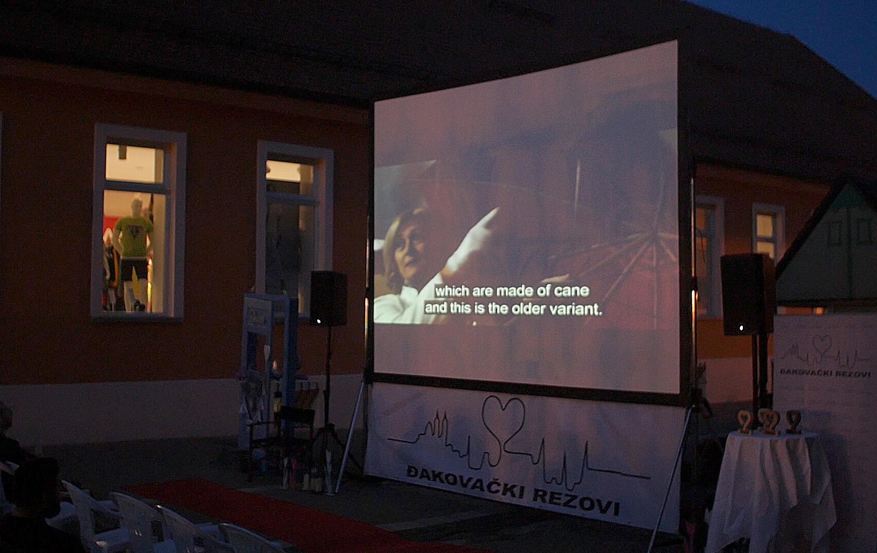 ĐAKOVAČKI REZOVI – ETNO FILM FESTIVAL 2017.