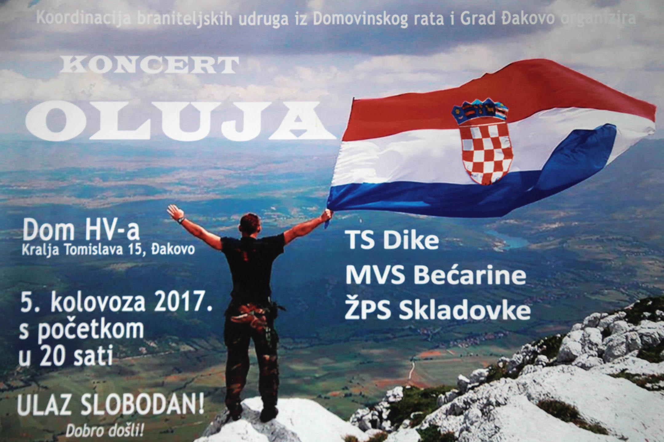 Proslava Dana pobjede i domovinske zahvalnosti u Đakovu