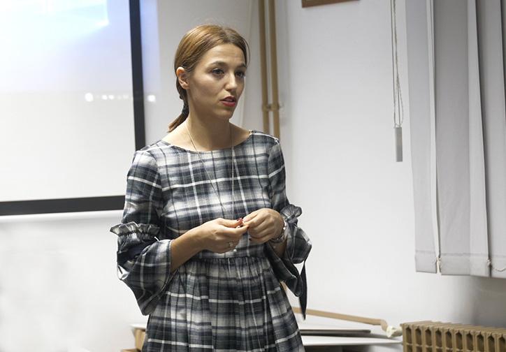 Predavanje na temu poduzetničkog centra u Đakovu