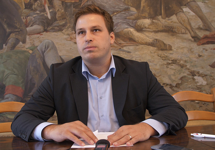 MARIN MANDARIĆ – prvih 100 dana kao gradonačelnik Đakova