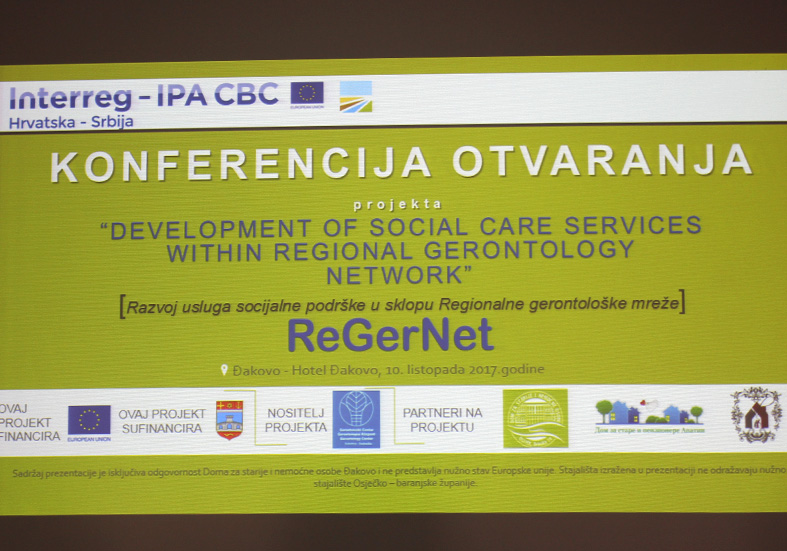 ReGerNet – konferencija otvaranja projekta