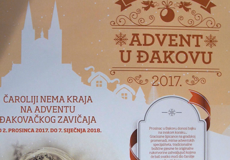 ADVENT U ĐAKOVU 2017. – press konferencija