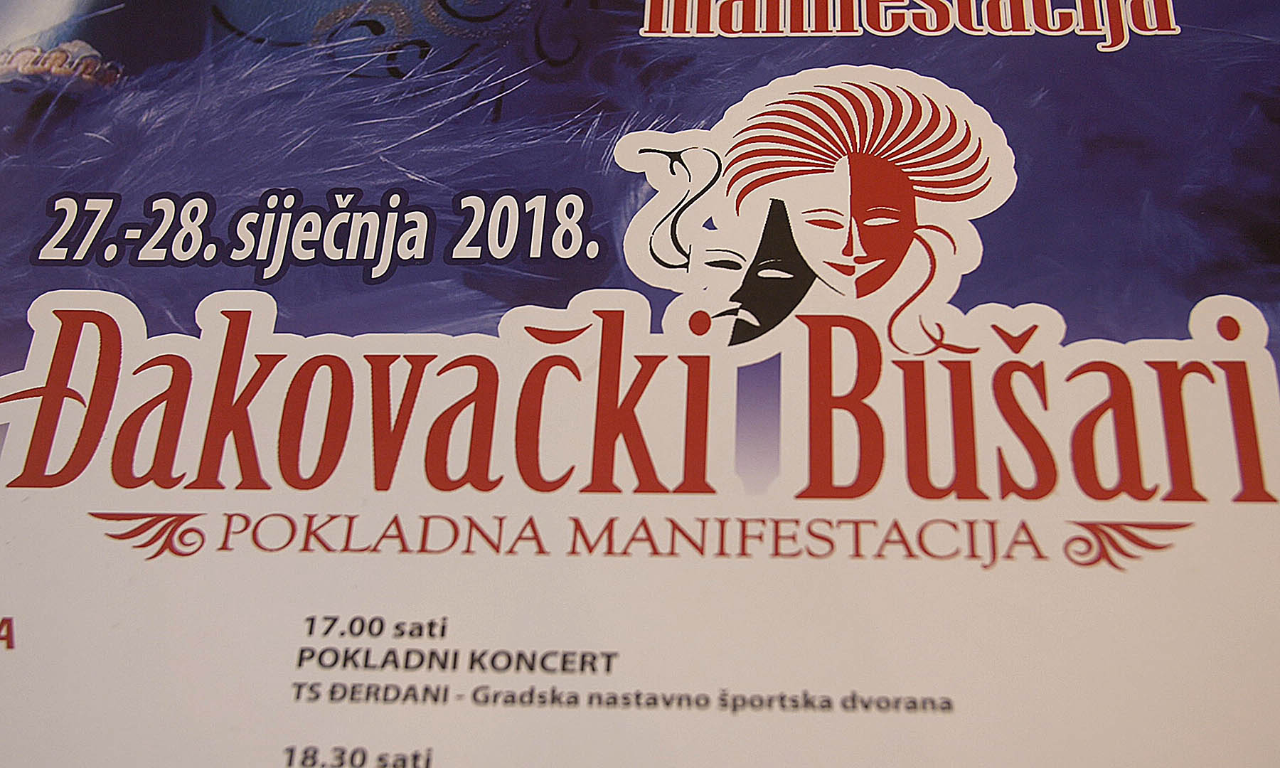 ĐAKOVAČKI BUŠARI 2018. – press konferencija