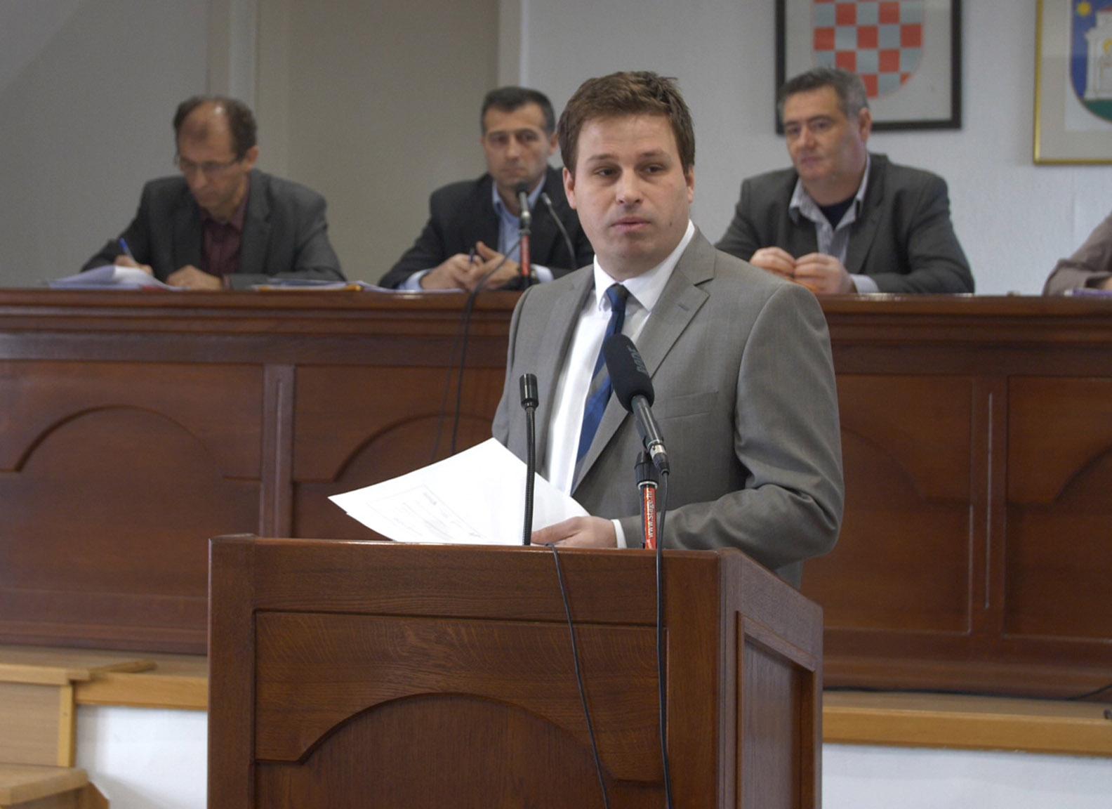 GRADSKO VIJEĆE GRADA ĐAKOVA 10.02.2018. – prijenos I dio