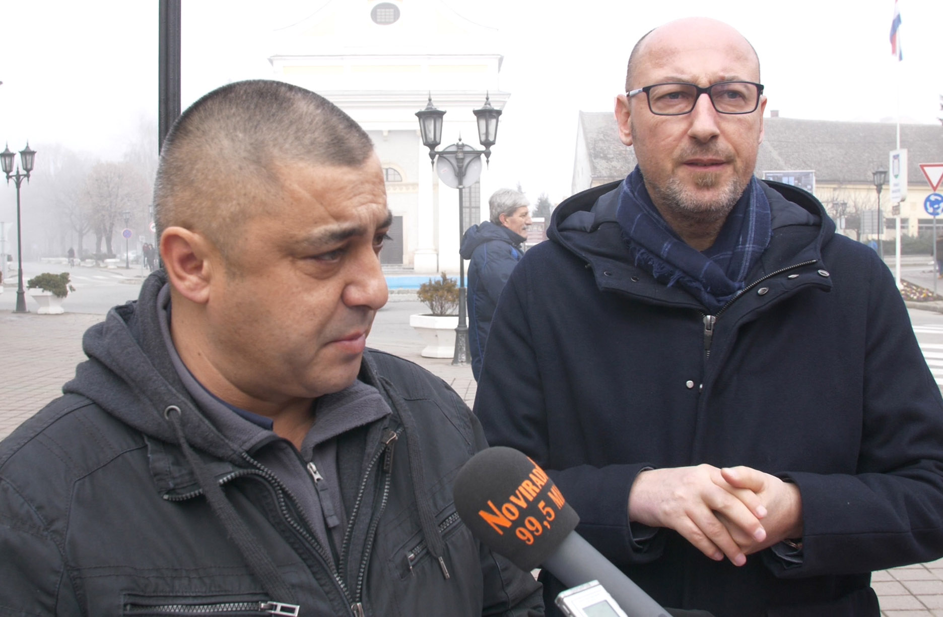"UDRUGA ""ZA DJEČJI OSMIJEH"" ĐAKOVO – press konferencija"