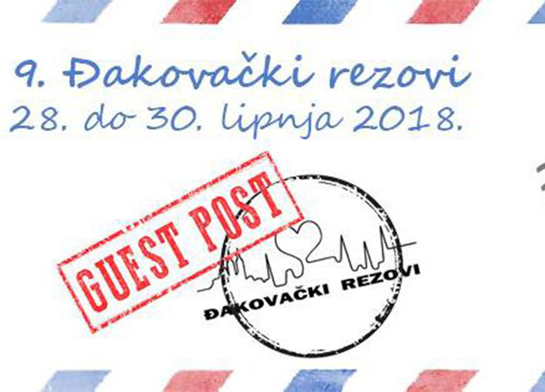 ĐAKOVAČKI REZOVI – ETNO FILM FESTIVAL 2018. – otvaranje
