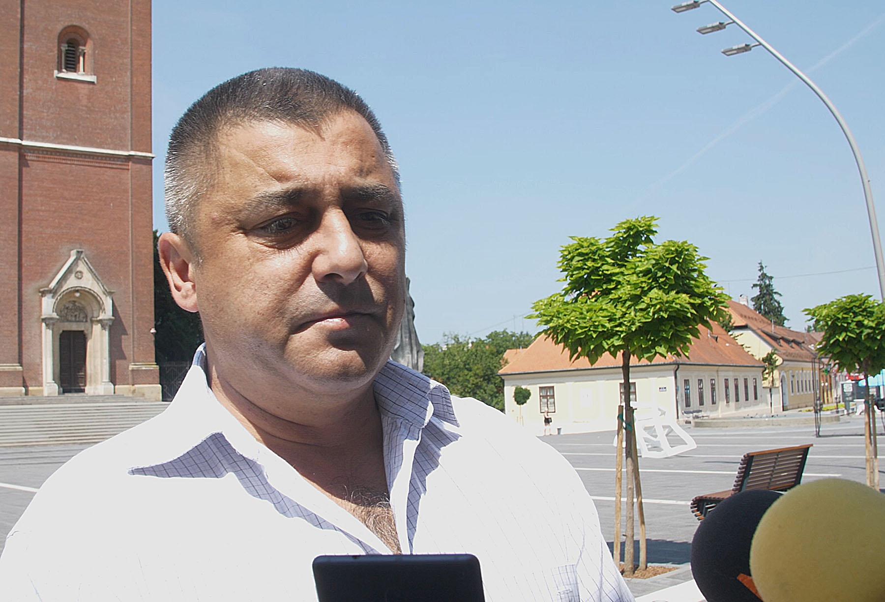 Press konferencija Zorana Vinkovića – aktualno u gradu Đakovu