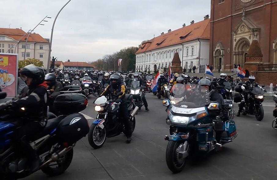 BIKERI ZA VUKOVAR – ĐAKOVO 17.11.2018.