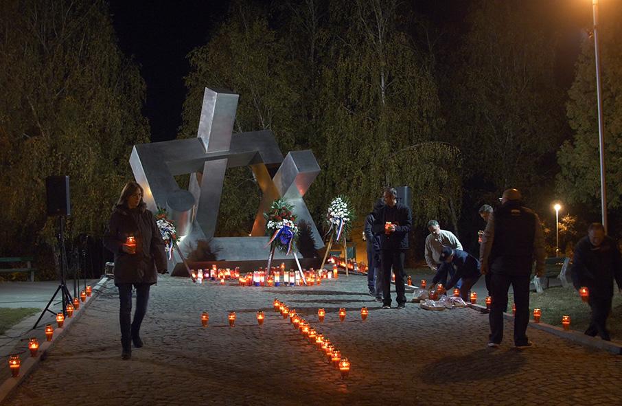 Dan sjećanja na žrtvu Vukovara 1991. – Đakovo 17.11.2018.