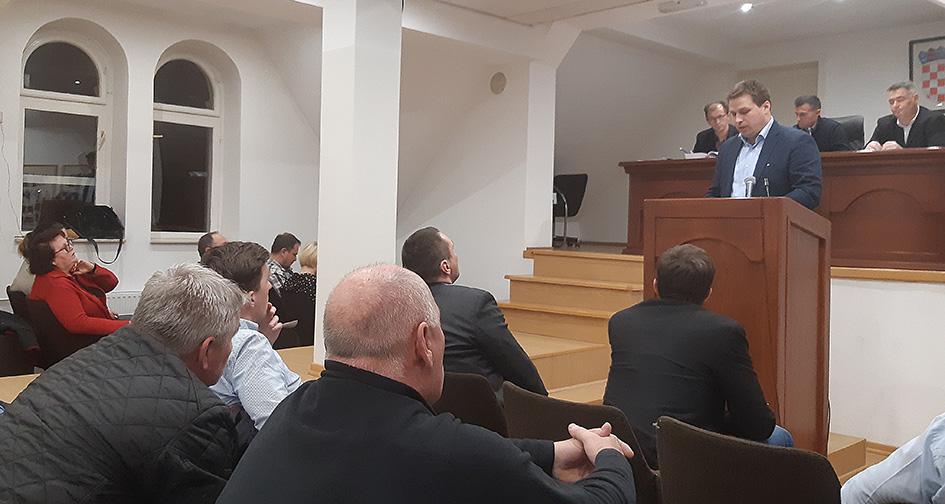 GRADSKO VIJEĆE GRADA ĐAKOVA 12. sjednica 31.01.2019. – prijenos