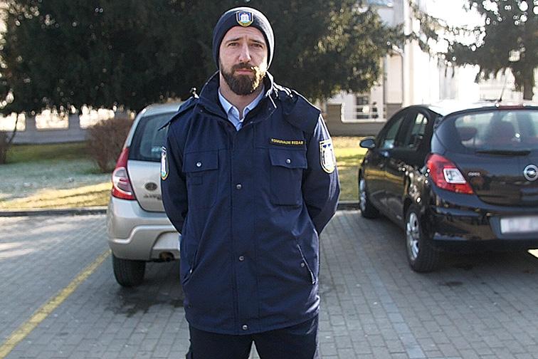 Predstavljanje službene odore komunalnih i prometnih redara u Đakovu