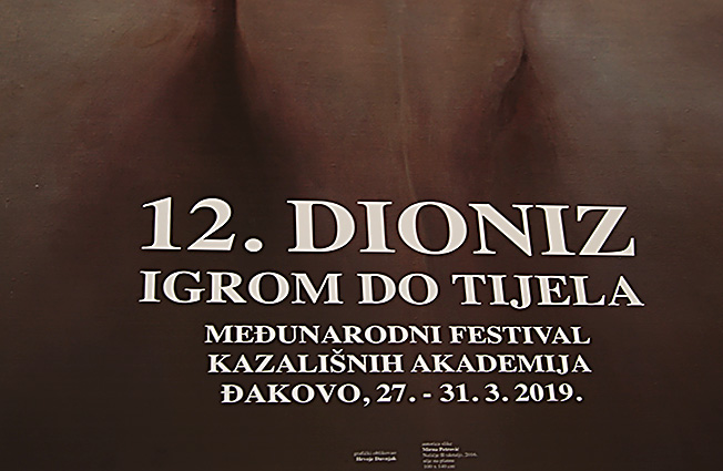 DIONIZ 2019. – IGROM DO TIJELA – press konferencija