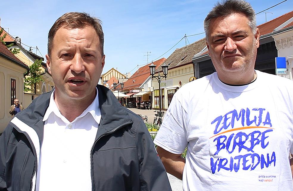 MOST NEZAVISNIH LISTA Tomislav Panenić u Đakovu – poruke građanima