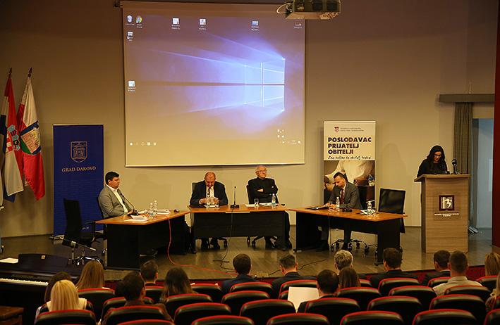 """Konferencija """"Doprinos JLP(R)S demografskoj revitalizaciji Slavonije"""""""