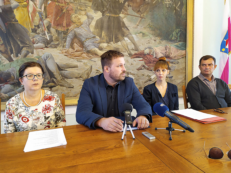 DAN KOLEKTIVNE SADNJE DRVEĆA U HRVATSKOJ – press konferencija