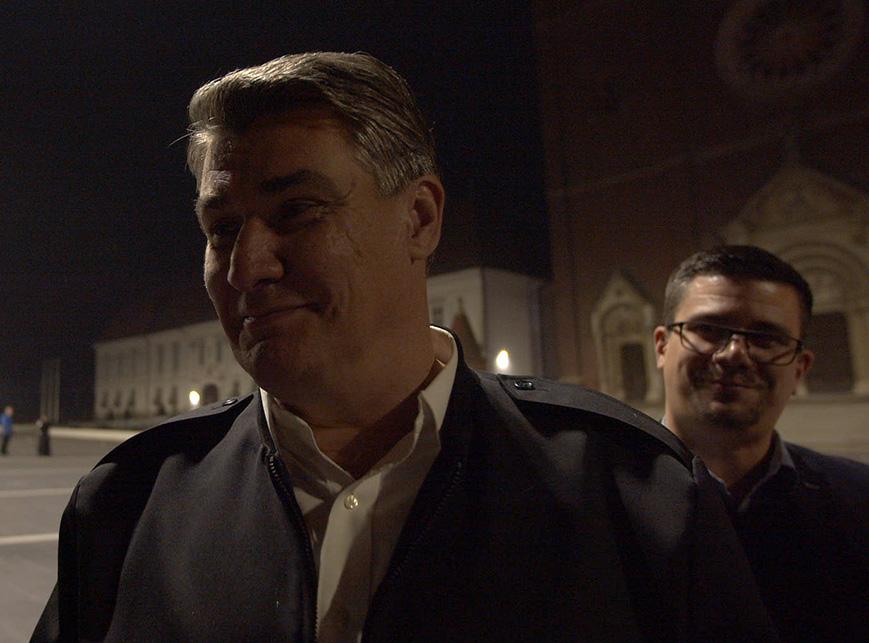 ZORAN MILANOVIĆ U ĐAKOVU – predsjednička kampanja