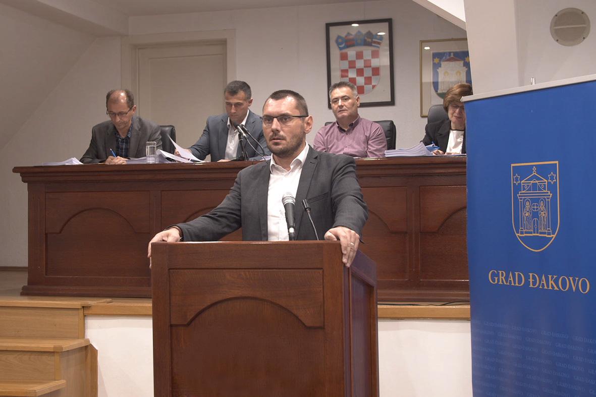 GRADSKO VIJEĆE GRADA ĐAKOVA 17. sjednica – prijenos 14.11..2019.
