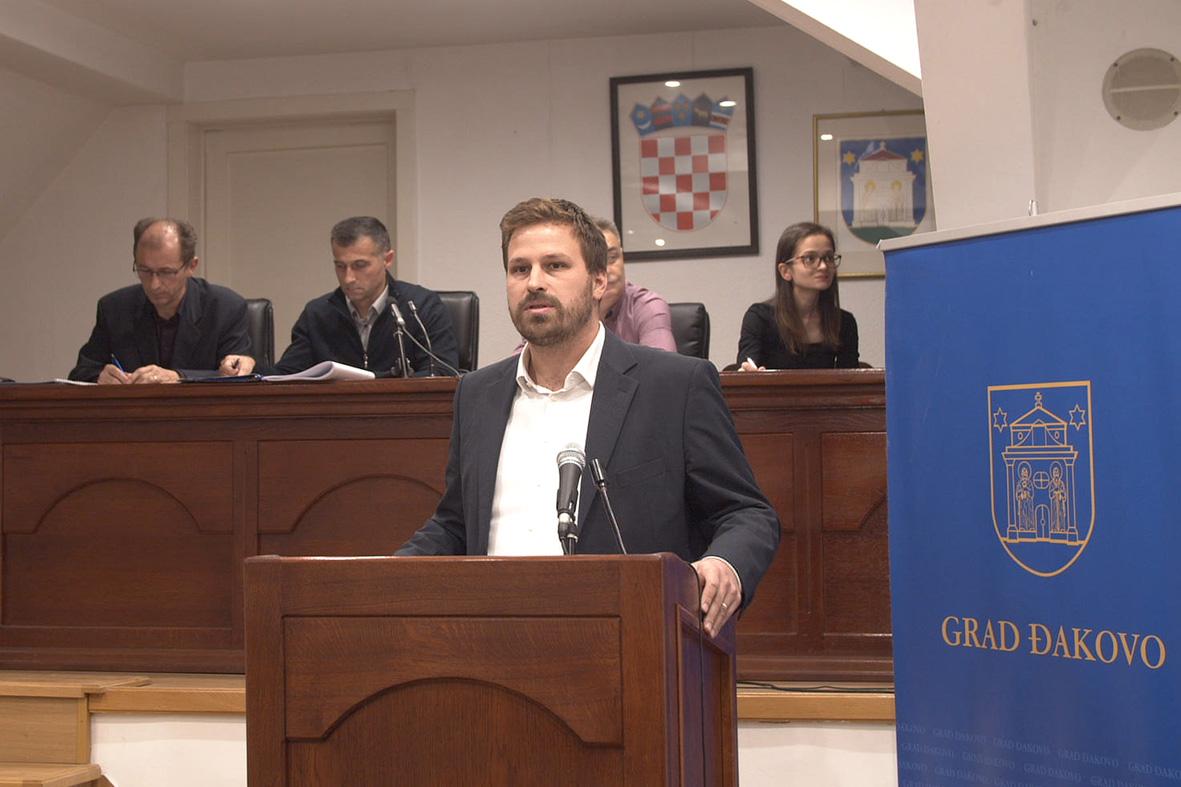 GRADSKO VIJEĆE GRADA ĐAKOVA 18. sjednica – prijenos 11.12..2019.