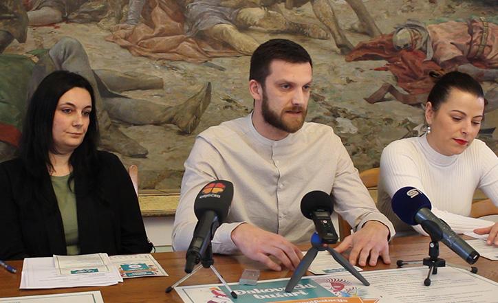 ĐAKOVAČKI BUŠARI 2020. press konferencija