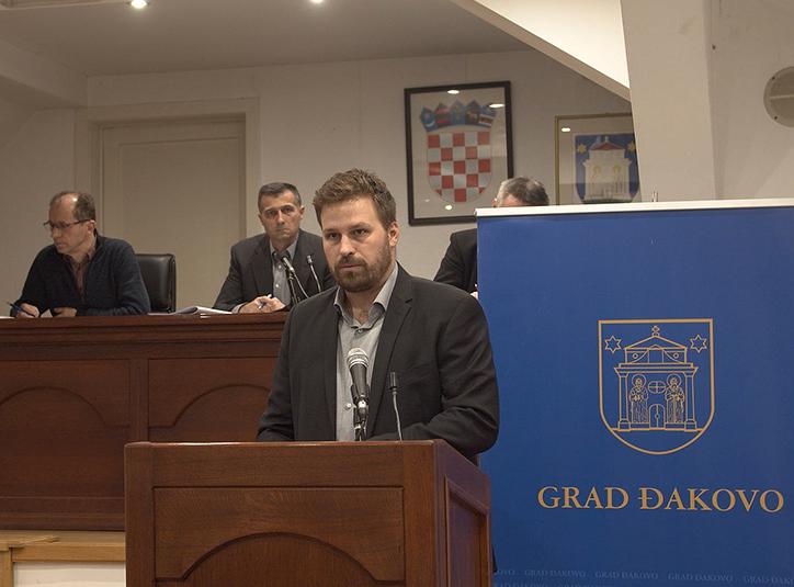 GRADSKO VIJEĆE GRADA ĐAKOVA 19. sjednica – prijenos 12.02.2020.