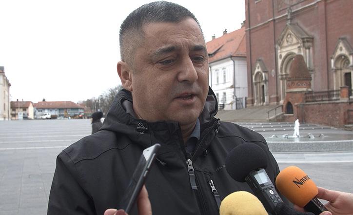 Press konferencija bivšeg gradonačelnika Zorana Vinkovića