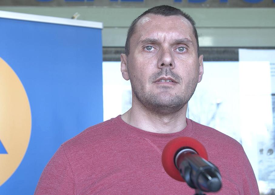 STOŽER CZ ĐAKOVO – press konferencija