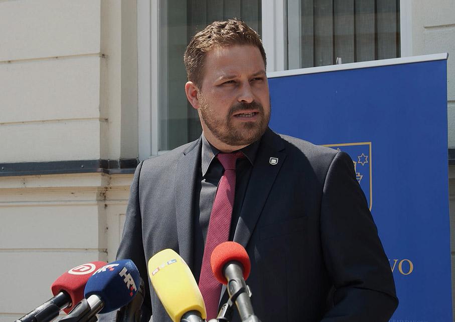 ĐAKOVO – širenje COVID-a gradom – press konferencija