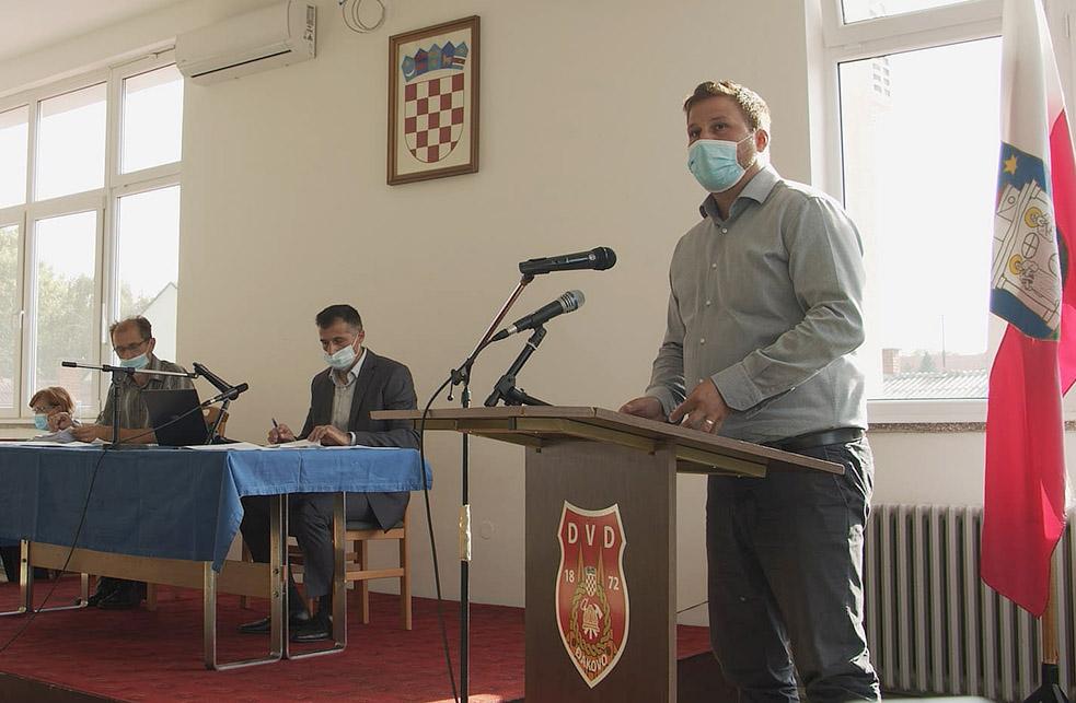 GRADSKO VIJEĆE GRADA ĐAKOVA 22 .sjednica – prijenos 16.07. 2020.